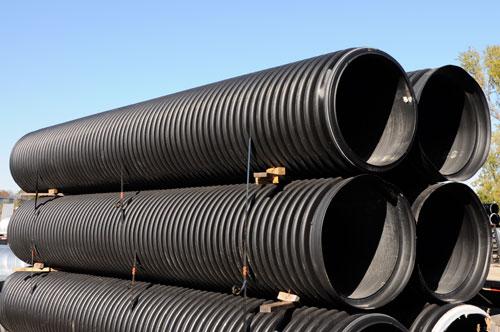 Corrugated pipe advantage zeep construction